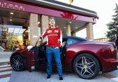 Esta es la colección de autos de Sebastian Vettel, a la venta