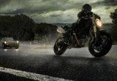 Consejos para conducir motocicleta en lluvia