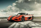 Koenigsegg busca nuevos combustibles en los volcanes