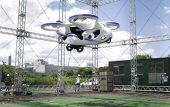 Japón revela coche volador después de su primer vuelo
