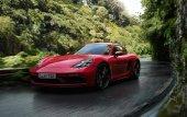 Porsche 718 Cayman 2019: Pros y Contras