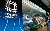 Toyota ofrecerá una ciudad inteligente para el desarrollo