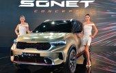 Debuta en India la nueva Kia Sonet Concept