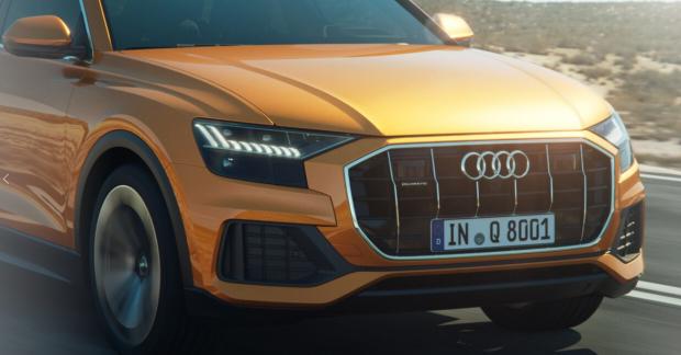 Audi Q8 2019: Estos son los precios en México