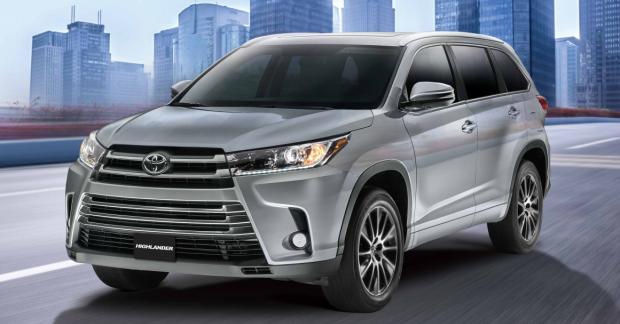 Toyota Highlander 2019: Estos son los precios en México