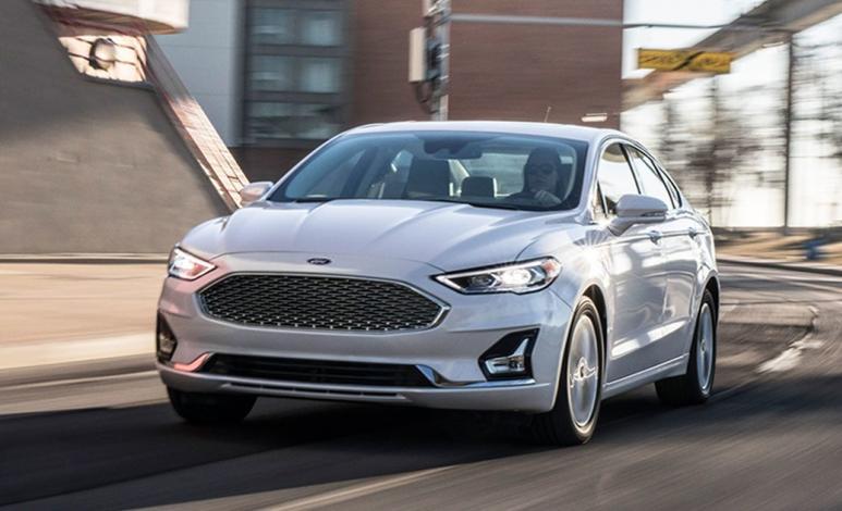 Ford Fusion 2019: Precios y versiones