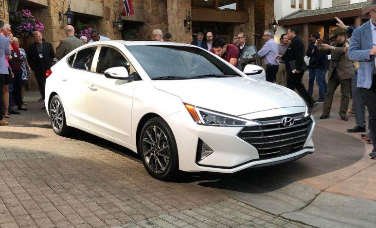Hyundai Elantra 2019: Estos son los precios en México