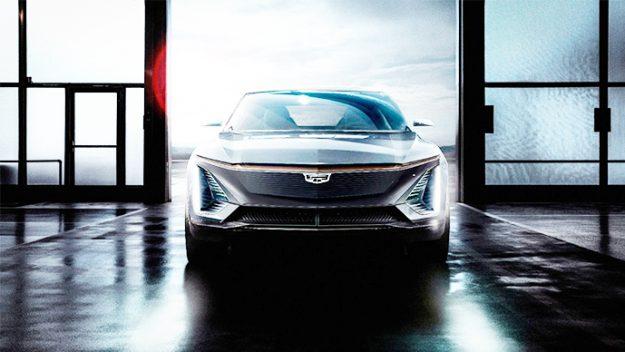Cadillac nos muestra su primer auto totalmente eléctrico