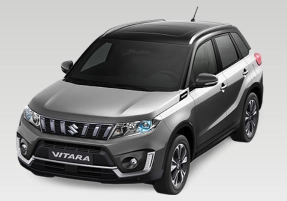 Suzuki Vitara 2019: Estos son los precios en México