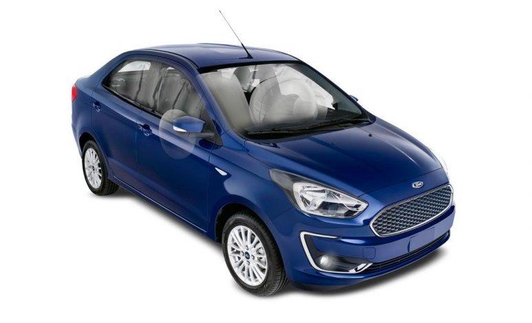 Ford Figo Sedán 2019: precios y versiones en México