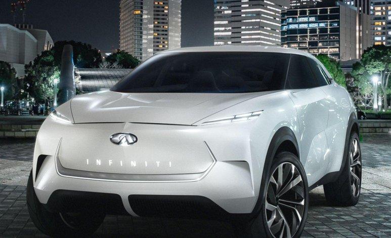 El Mejor Auto Concepto, para la Infiniti QX Inspiration