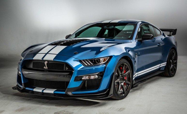 Mustang Shelby GT500 acapara en el Auto Show de Detroit