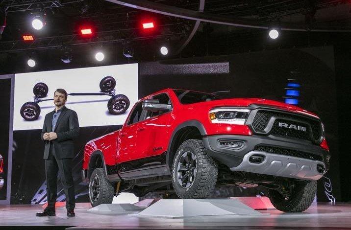 RAM 1500, la reina del Auto Show de Detroit 2019