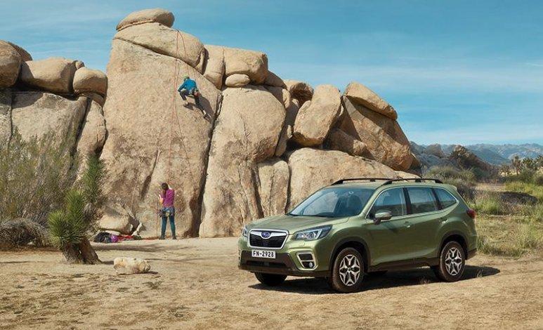 Subaru Forester 2019: precios y versiones en México