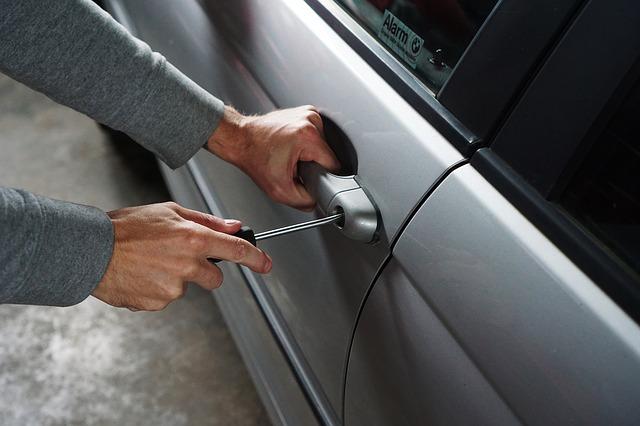 7 consejos para evitar el robo de tu auto