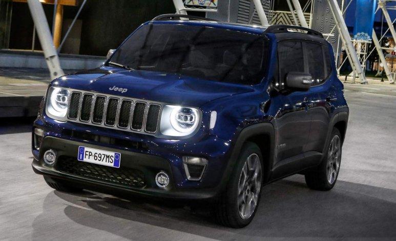 Jeep Renegade 2019: precios y versiones en México