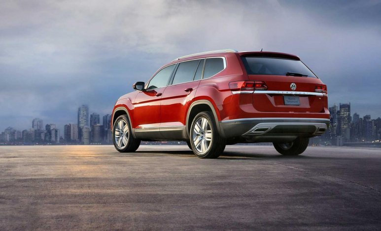 Volkswagen Teramont 2019: Precios y versiones en México