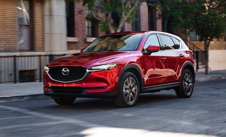 Mazda CX-5 2019: Estos son los precios en México