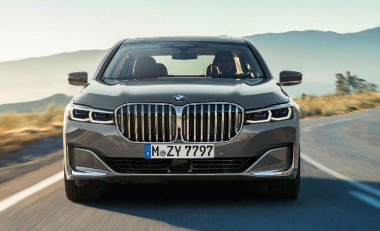 BMW Serie 7 2020: más grande, más potente, más lujoso y más parrilla