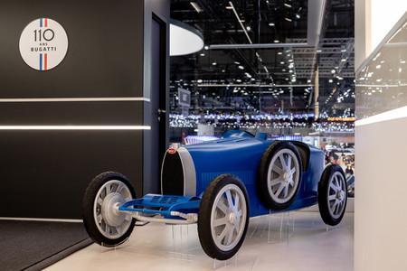 Bugatti Type 35 Baby II, un lujoso regalo