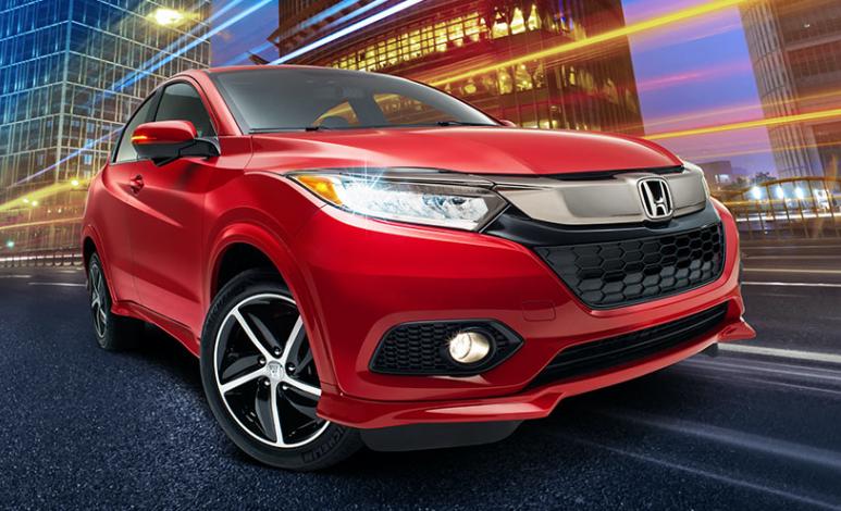 Honda HR-V 2019: Estos son sus precios en México