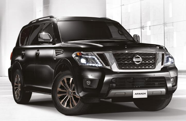 Nissan Armada 2019: Estos son los precios en México