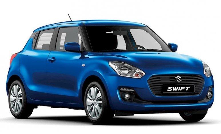 Suzuki Swift 2019: Estos son los precios en México