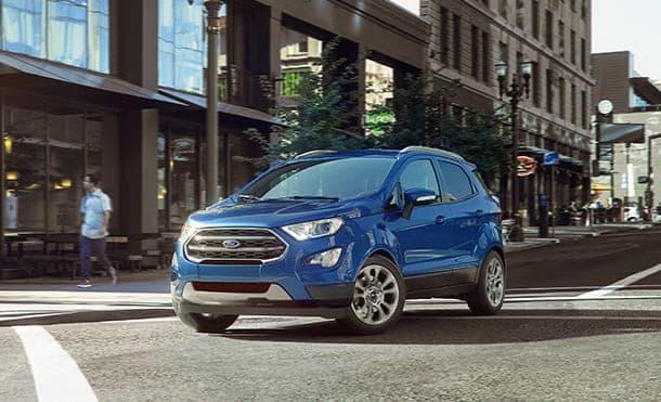 Ford EcoSport 2019: Estos son los precios en México