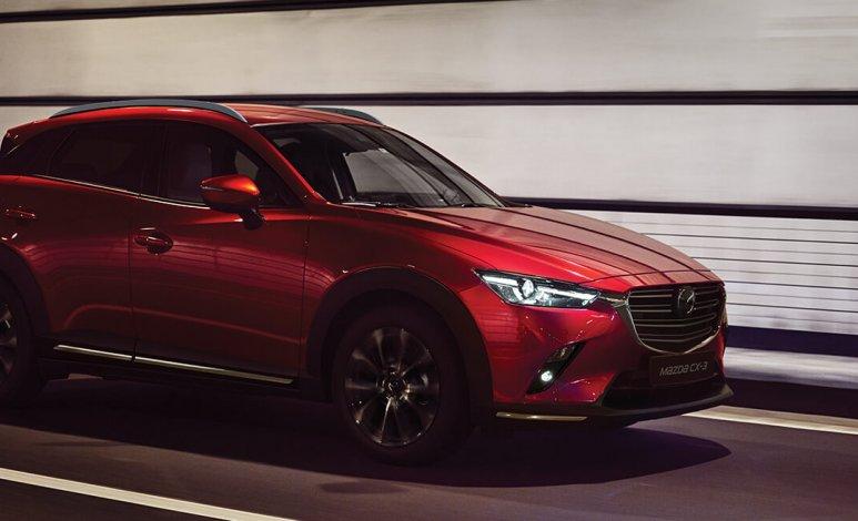 Mazda CX-3 2019: Estos son los precios en México