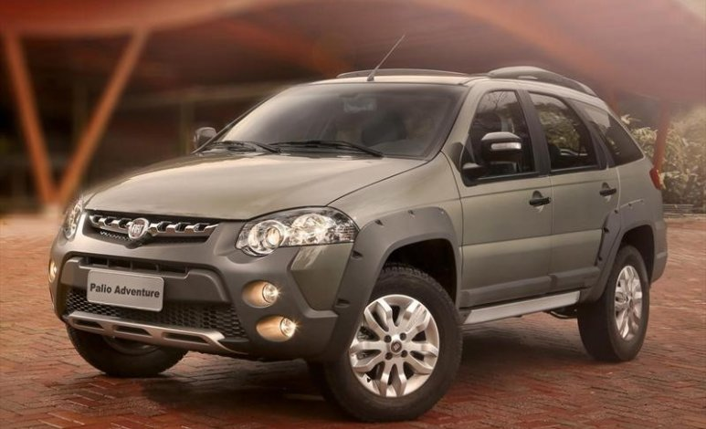 FIAT Palio Adventure Manual 2019: Pros y contras
