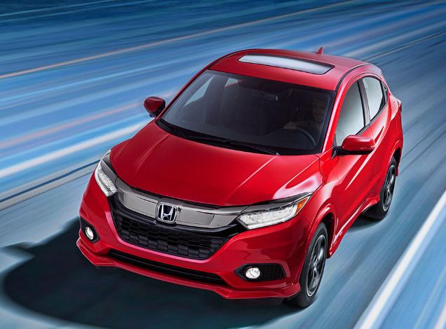 Comparativa: Honda HR-V 2019 UNIQ CVT vs Chevrolet Trax LT Aut 2019