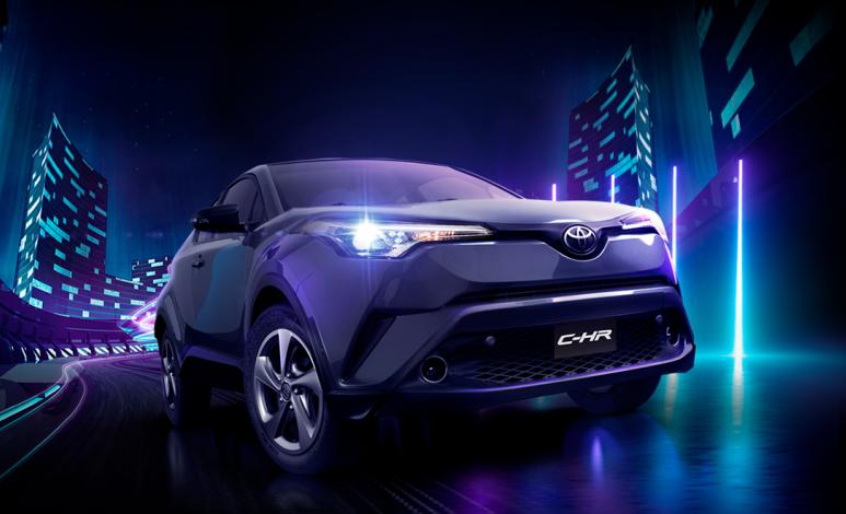 Toyota C-HR 2019: Estos son los precios en México