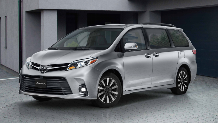 Toyota Sienna 2020: Estos son los precios en México
