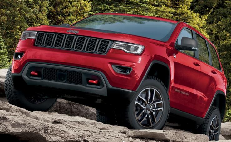 Jeep Grand Cherokee 2019: Estos son los precios en México