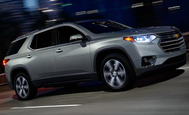 Chevrolet Traverse LT 2019: Pros y contras