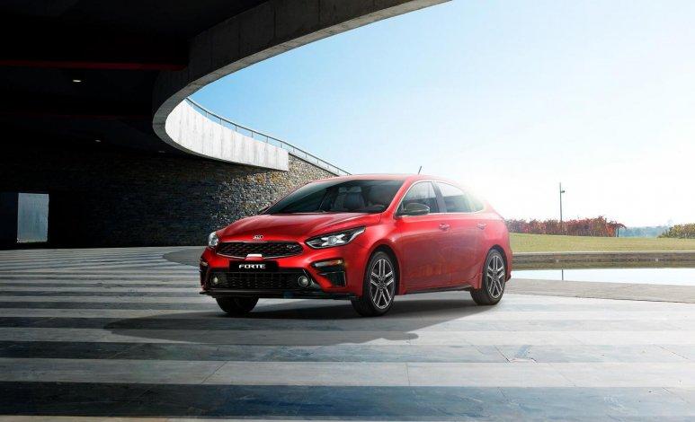 KIA Forte Hatchback GT TM 2019: Pros y contras