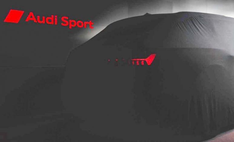 El Audi RS 6 Avant está listo para debutar