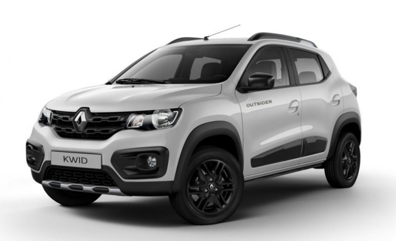 Comparativa: Renault Kwid Outsider 2019 vs Chevrolet Beat HB Activ 2020