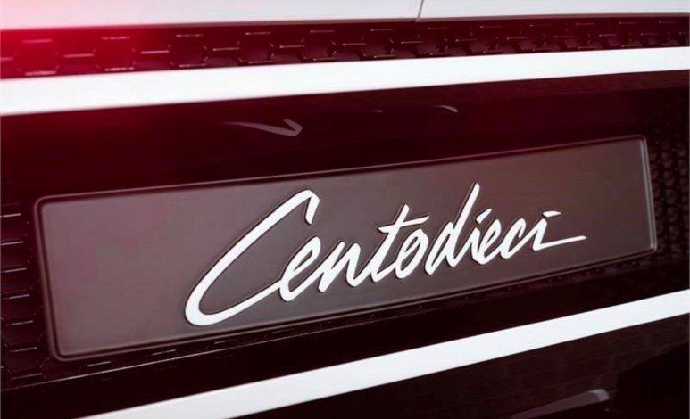 Échale un ojo al Bugatti Centodieci, conmemoración del afamado EB110