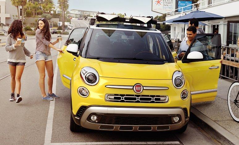 Fiat 500L Trekking 2019: Pros y contras