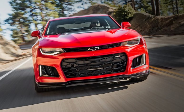 Chevrolet Camaro ZL1 2019: Pros y Contras