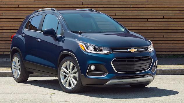 Chevrolet Trax 2020: Estos son los precios en México