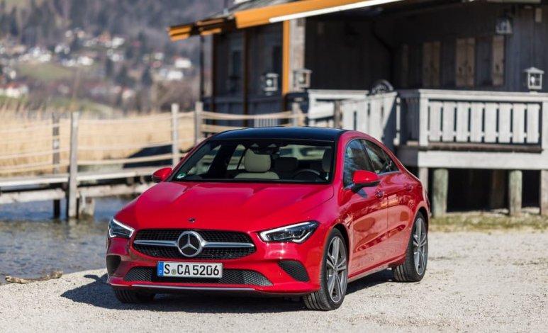 Mercedes-Benz CLA 200 Progressive 2020: Pros y contras