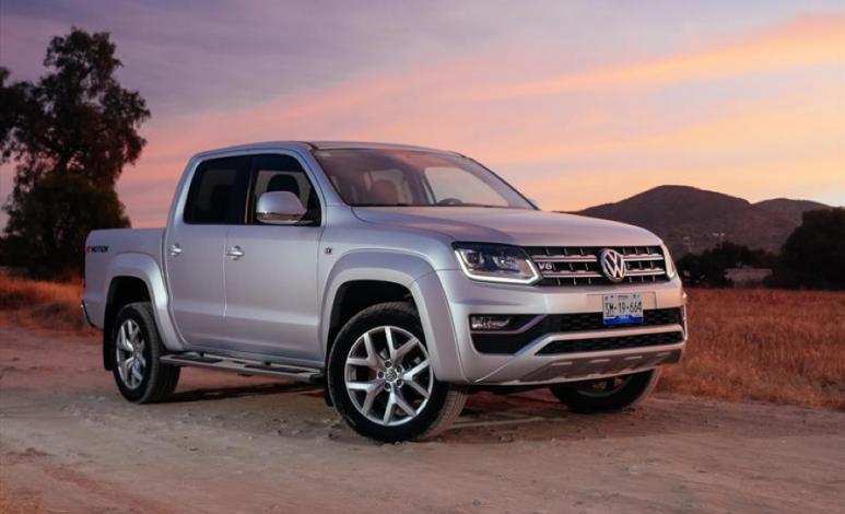 7 pick-up doble cabina de venta en México