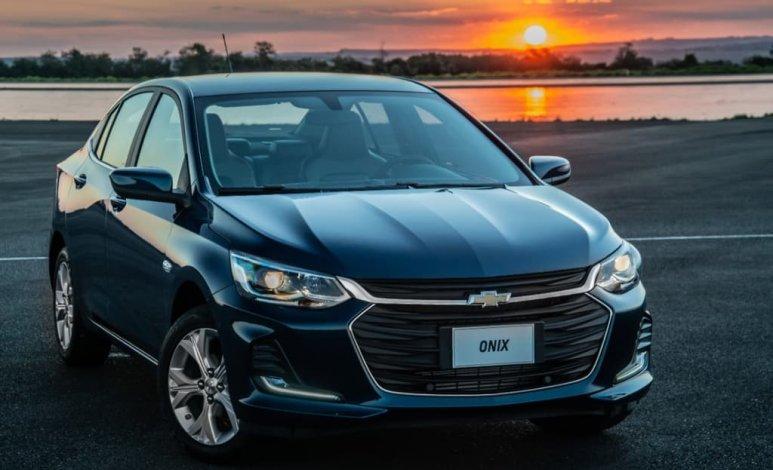 Chevrolet presenta en México a su nuevo sedán Onix 2020