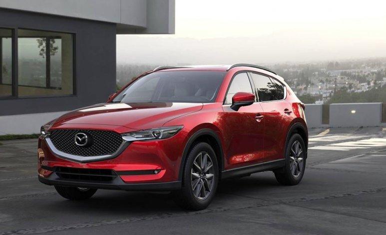Comparativa: Mazda CX-5 i Grand Touring 2019 vs Buick Encore CXL 2019