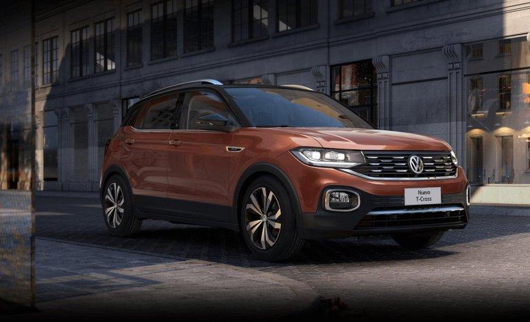 Volkswagen T-Cross 2020: Estos son los precios en México