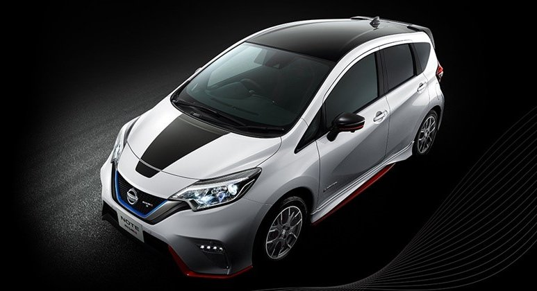 Nissan alista el Note Nismo Black Limited Edition en Tokio