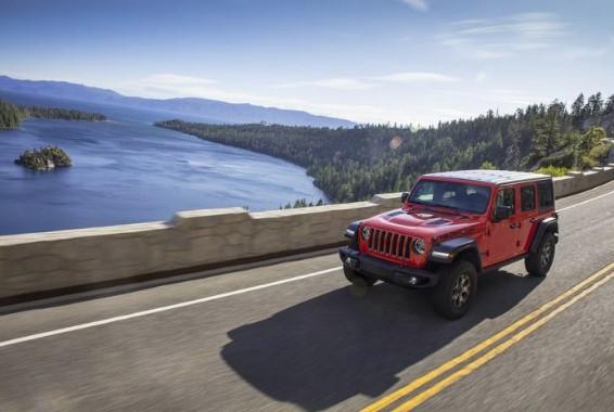 El nuevo Jeep Wrangler Mild-Hybrid 2020 llega a México