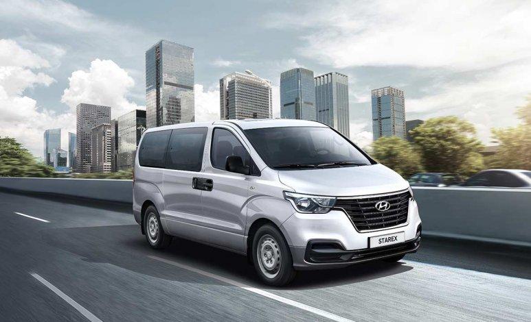 Hyundai Starex 2019: Pros y Contras